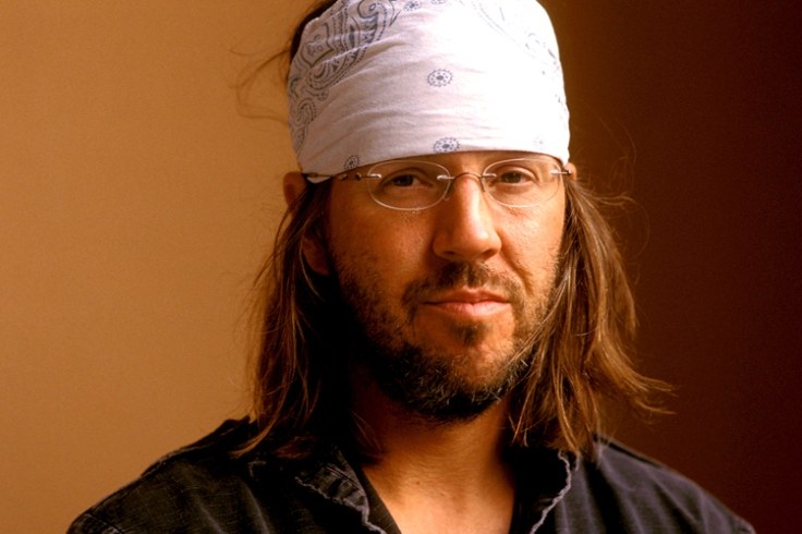 David Foster Wallace world copyright Giovanni Giovannetti/effigie