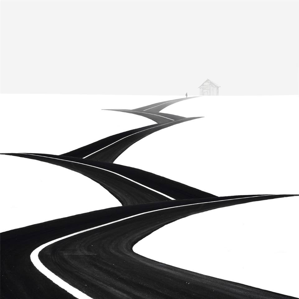 Steps, by Hossein