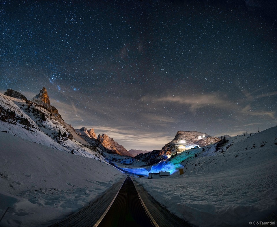 In the Mountain Stars