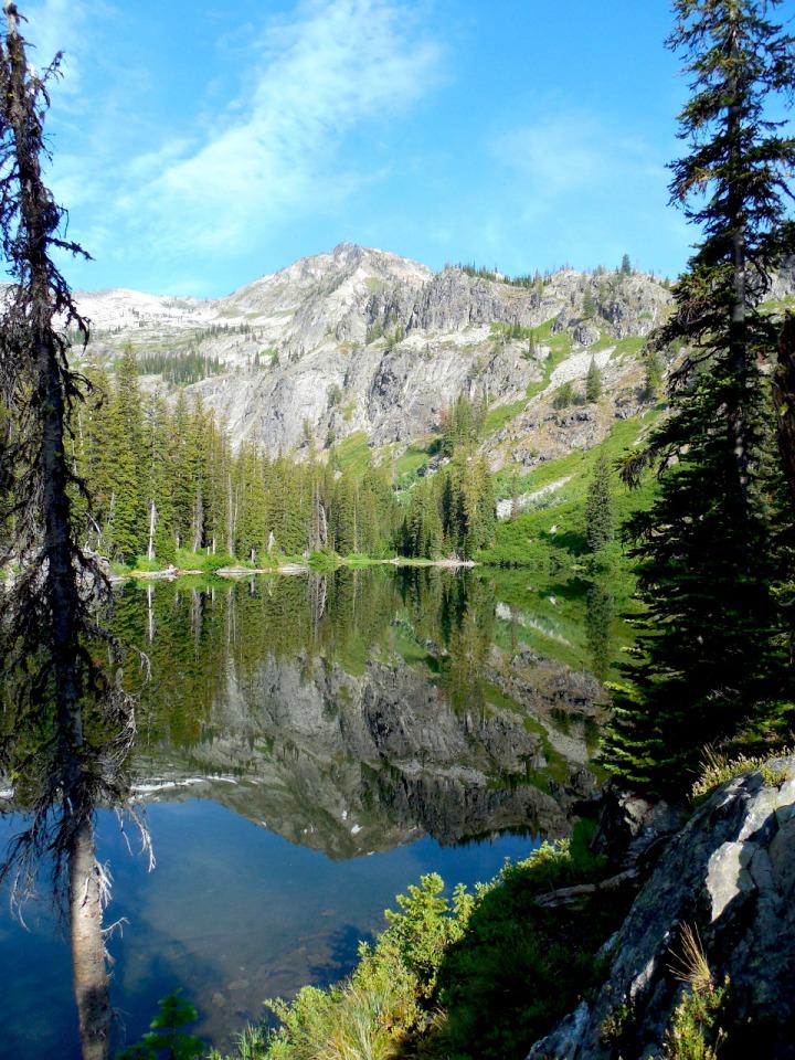 Middle Kootenai Lake, Montanna. Photo by John Stanfield