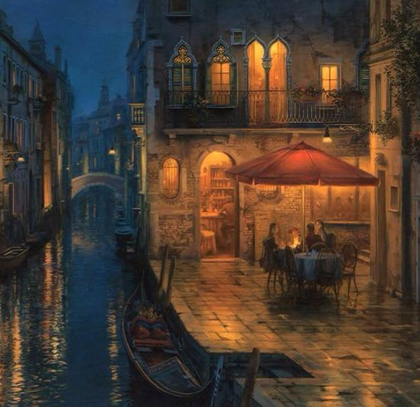 Venice  by Evgeny Lushpin