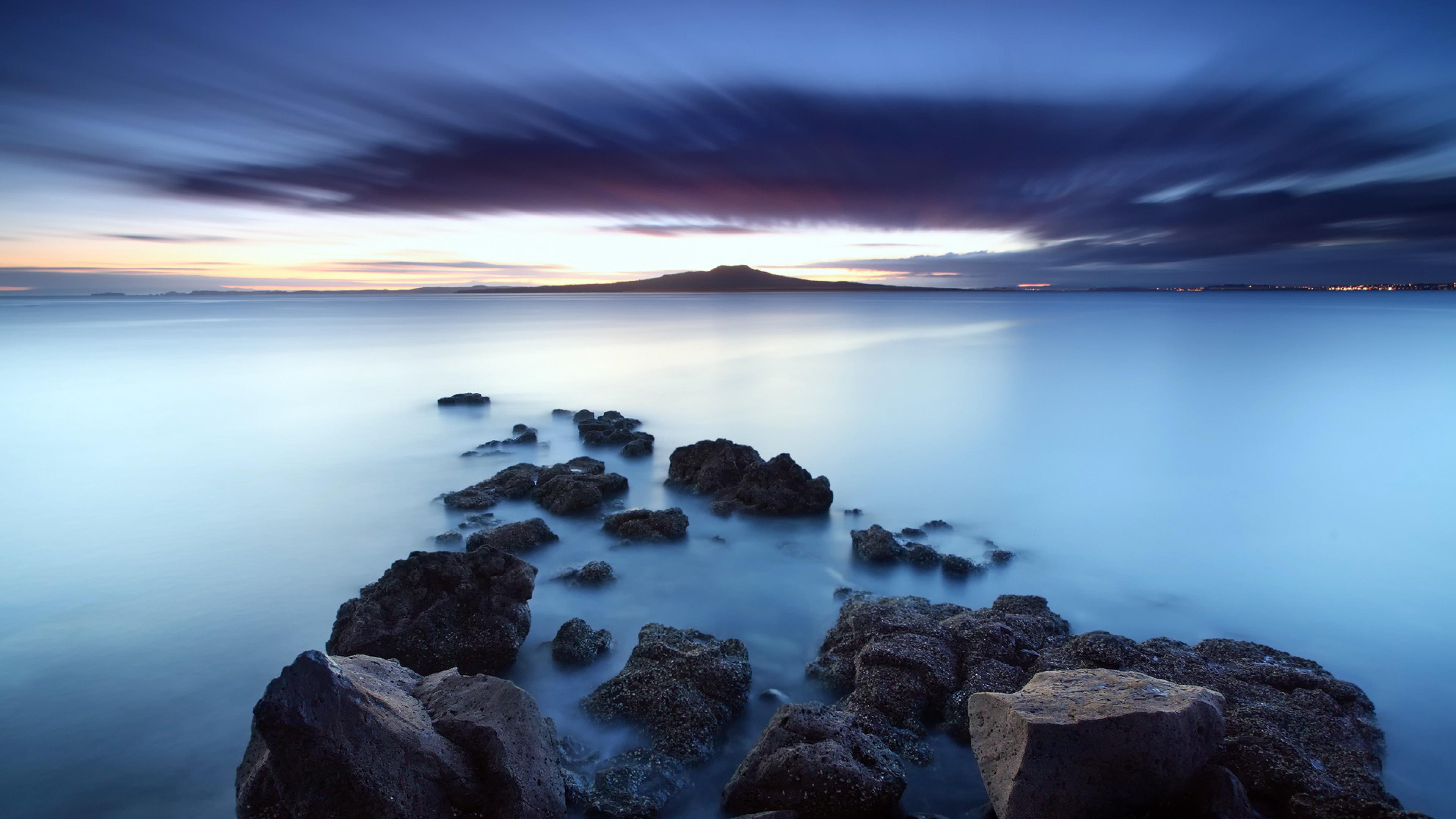 coast_stones_sea_water_sky_mountain_island_ultra_3840x2160_hd-wallpaper-149153