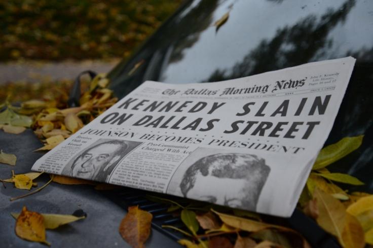 dallas-morning-news-kennedy-slain-commemorative-50th-anniversary