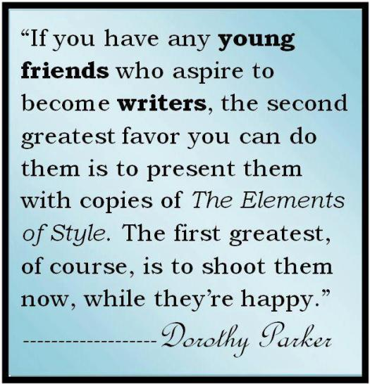 dorothyparkerquote